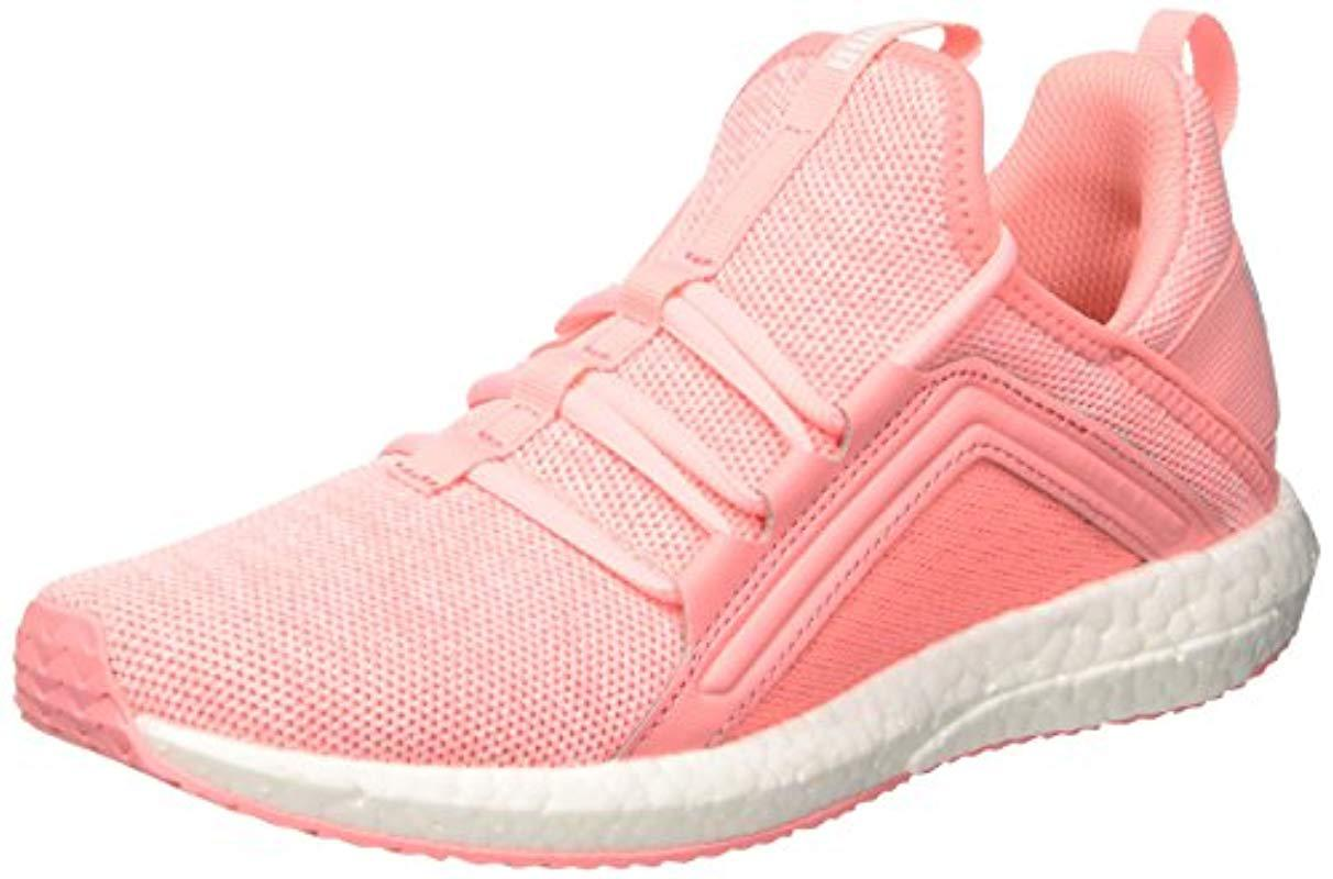 Puma Mega Nrgy Knit Wn s Fitness Shoes in Pink - Lyst 6c283b3f3
