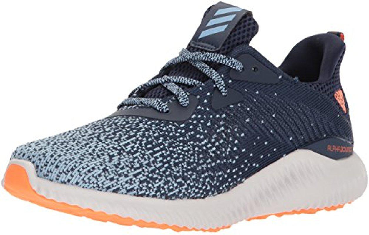 new arrival f4fcf e9ace Lyst - Adidas Alphabounce Ck M Running Shoe in Blue for Men