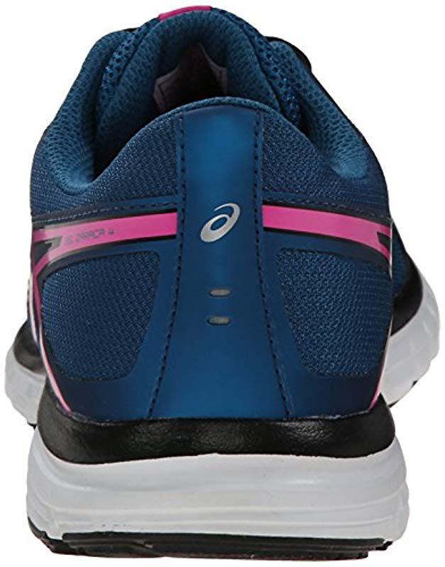 de2fca9659 Lyst - Asics Gel-zaraca 4 Running Shoe in Blue