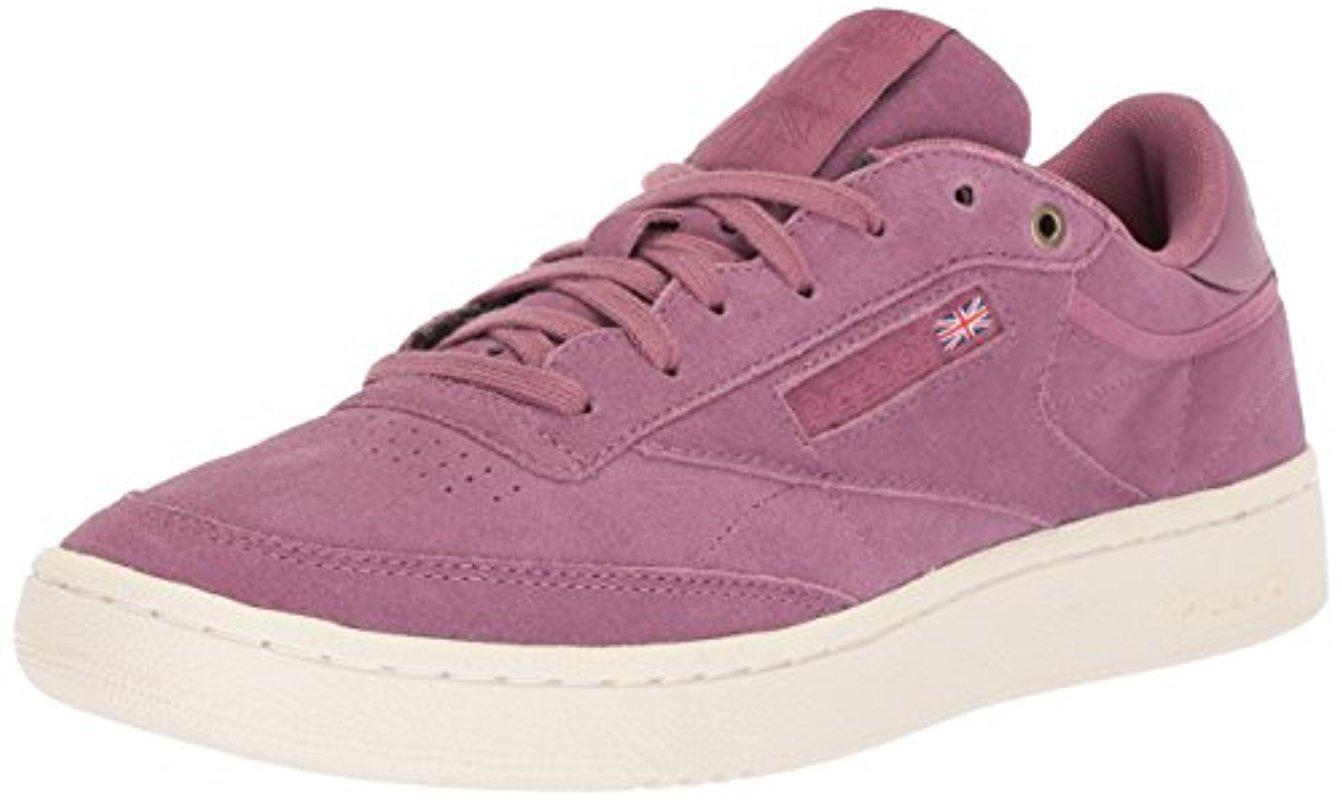 ff998182ec5 Lyst - Reebok Club C 85 Mcc Sneaker in Pink for Men - Save 16%