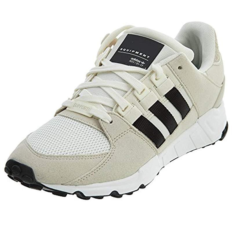 promo code dbcfe a1c1c adidas Originals. Mens White Eqt Support Rf Fashion Sneaker