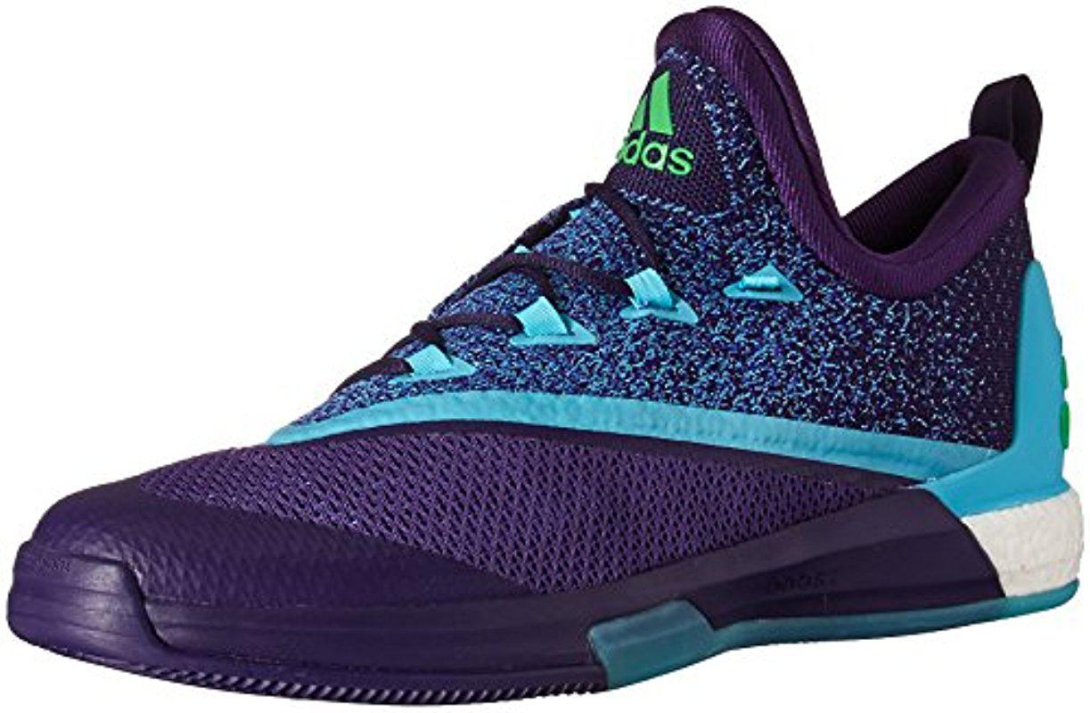 ea801a32d5308a Lyst - adidas Originals Adidas Crazylight Boost 2.5 Low Basketball ...
