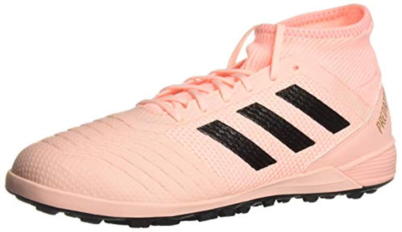newest 58fe4 2d981 adidas. Mens Orange Predator Tango 18.3 Turf Soccer Shoe