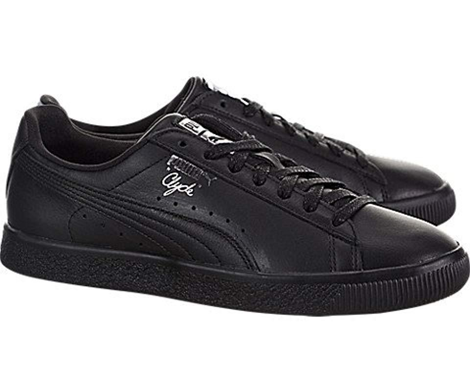 b24600fd6746 Lyst - Puma Clyde Sneaker in Black for Men - Save 8.333333333333329%