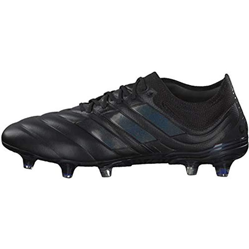fa50bb9859ad adidas Copa 19.1 Fg Footbal Shoes in Black for Men - Lyst