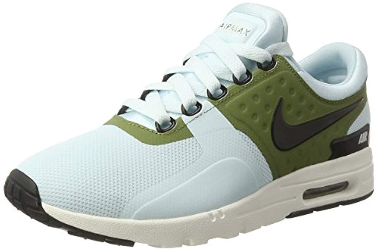 new product cfd33 81efe Nike. Womens Blue Wmns Air Max Zero Gymnastics Shoes