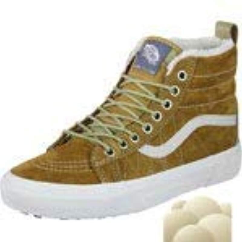 cde0c7e45a Vans Unisex Adults  Sk8-hi Mte Trainers for Men - Lyst