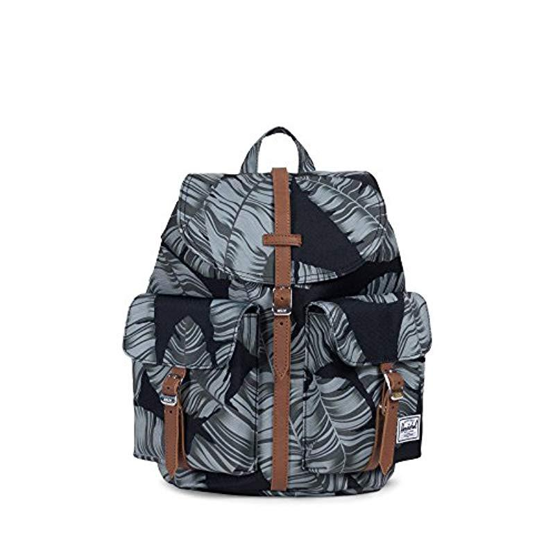 Herschel Supply Co. Women s Black Dawson X-small Backpack.  68 From Amazon  Price ... eba8cb2691
