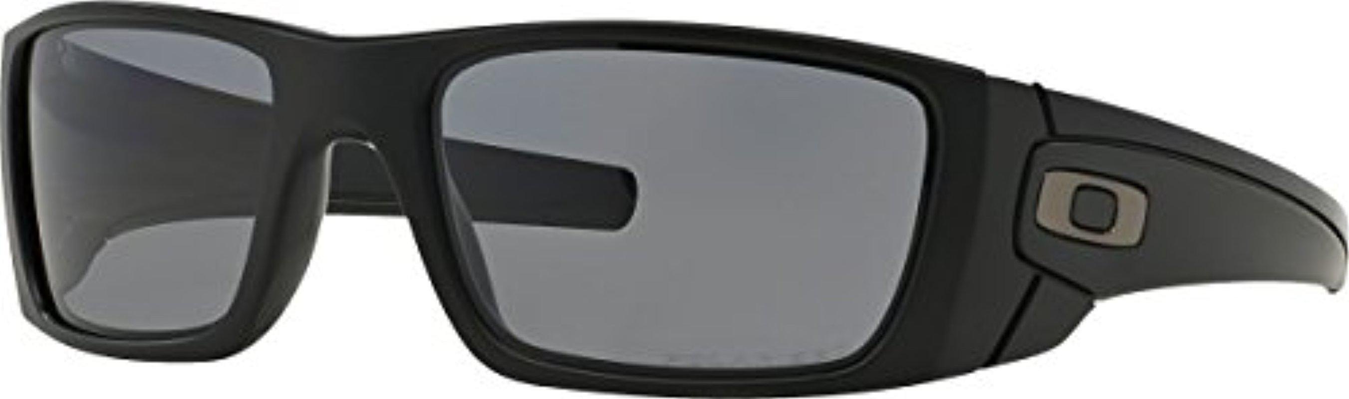 f98113c2a81 Lyst - Oakley Fuelcell Sunglasses in Black