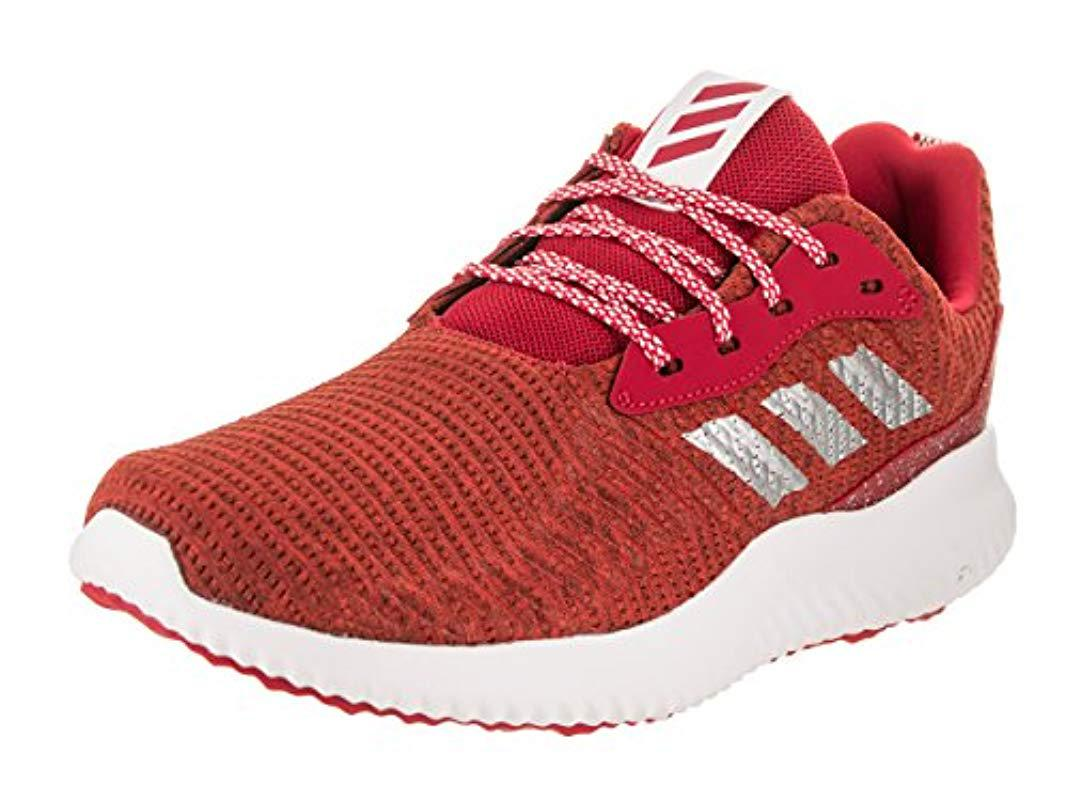 3c9d8316a3be0 Lyst - adidas Alphabounce Rc M Running Shoe in Red for Men