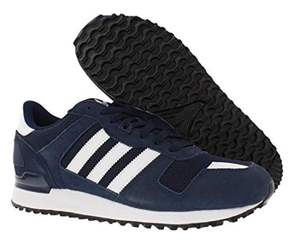 396e6066130e9 Lyst - adidas Originals Zx 700 Lifestyle Runner Sneaker in Blue for Men