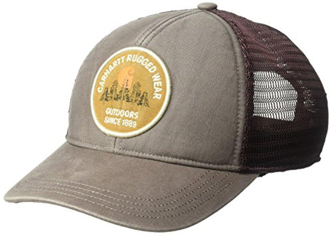 Lyst - Carhartt Bellaire Great Wear Cap for Men fcc74c4e40d0
