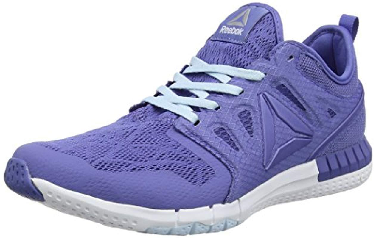 a6c60cff030 Reebok   s Zprint 3d Running Shoes in Blue - Lyst