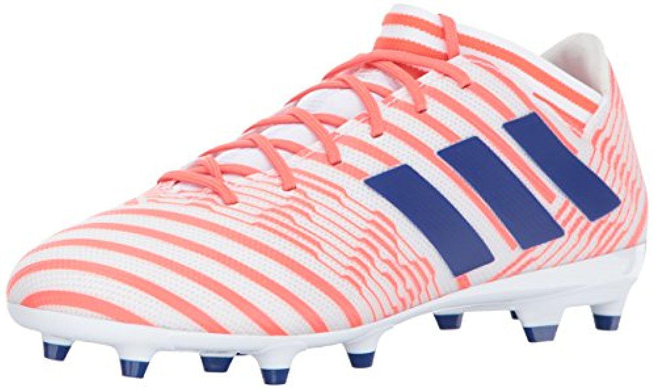 cbbf9eed45d5c1 adidas. Women s Nemeziz 17.3 Fg W Soccer Shoe