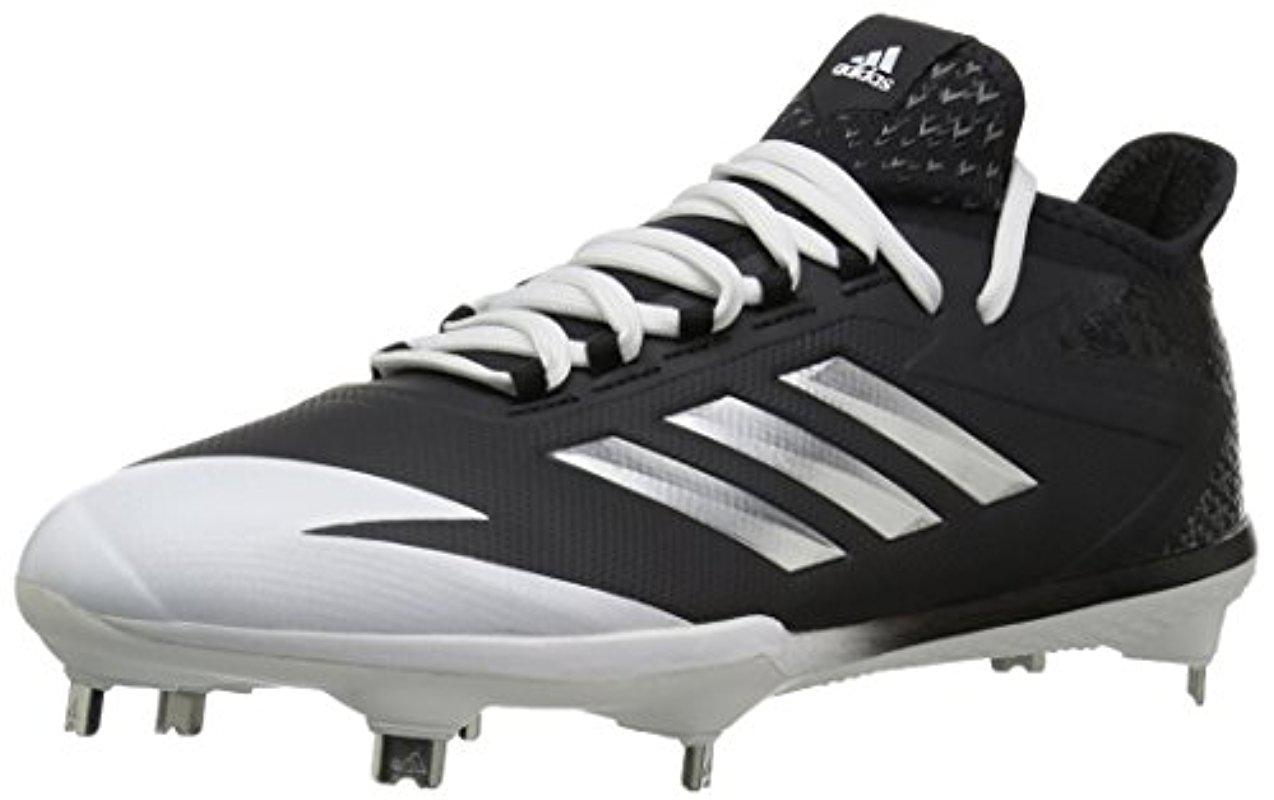 e3b680aa8cb Lyst - Adidas Adizero Afterburner 4.0 Cleat Baseball in Black for Men