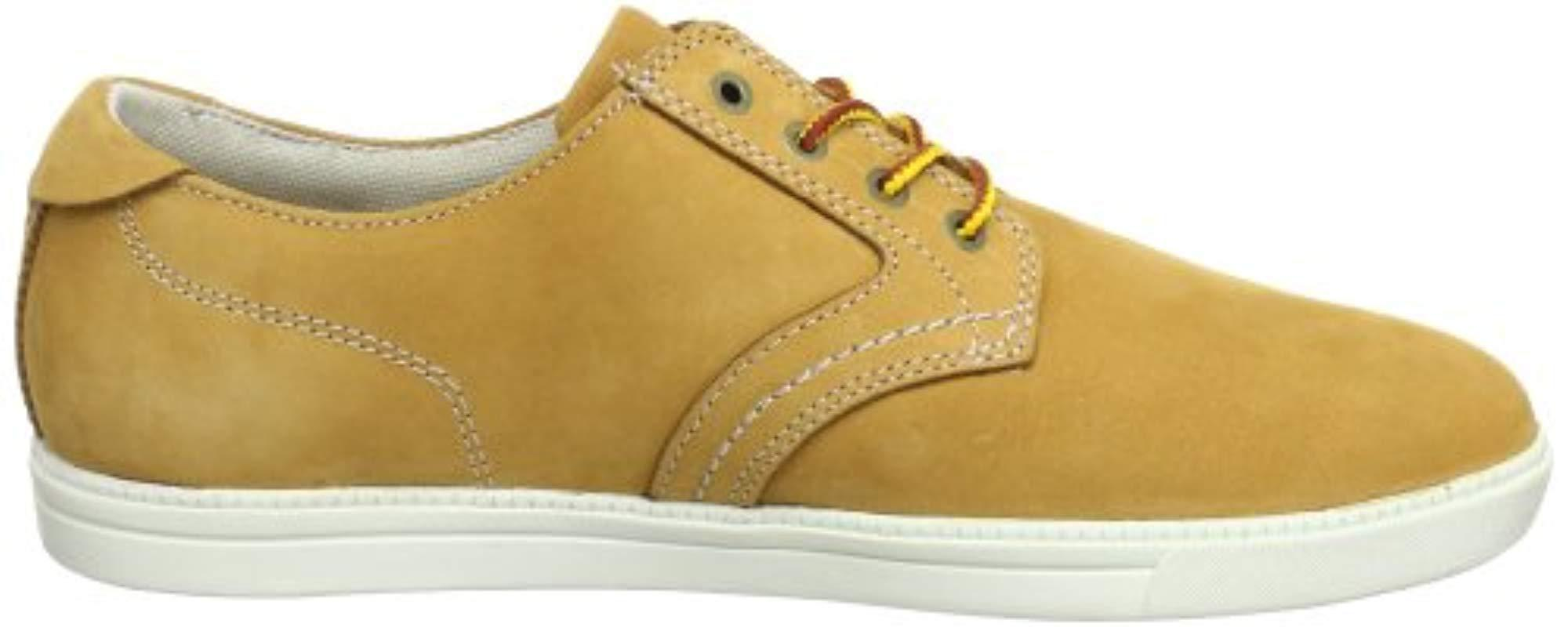 Timberland Newmarket Fulk Low Profile Oxford for Men Lyst
