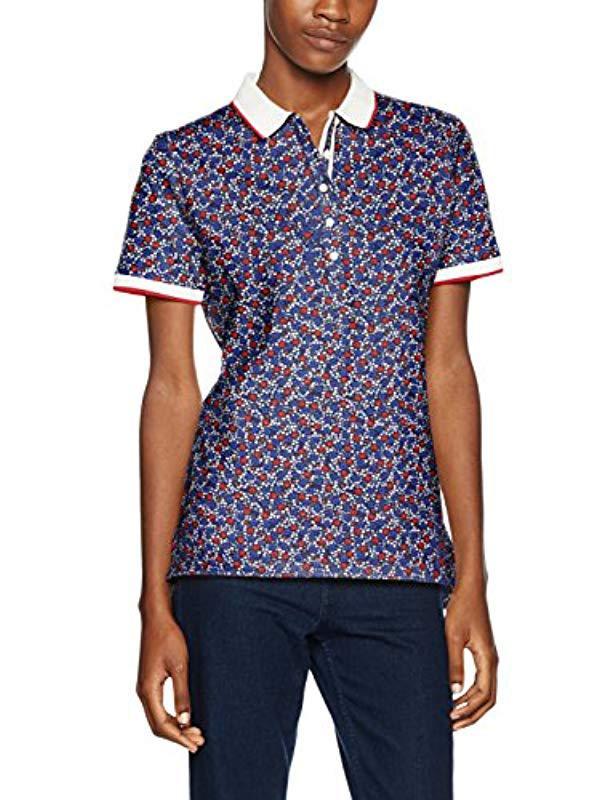 6c9b61474439 Tommy Hilfiger. Women s Dinah Prt Ss Shirt
