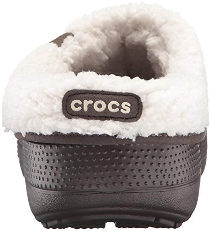 b33f9f4d12c2b Crocs™ Clscblitz2clog Unisex-adults Clogs in Brown - Lyst