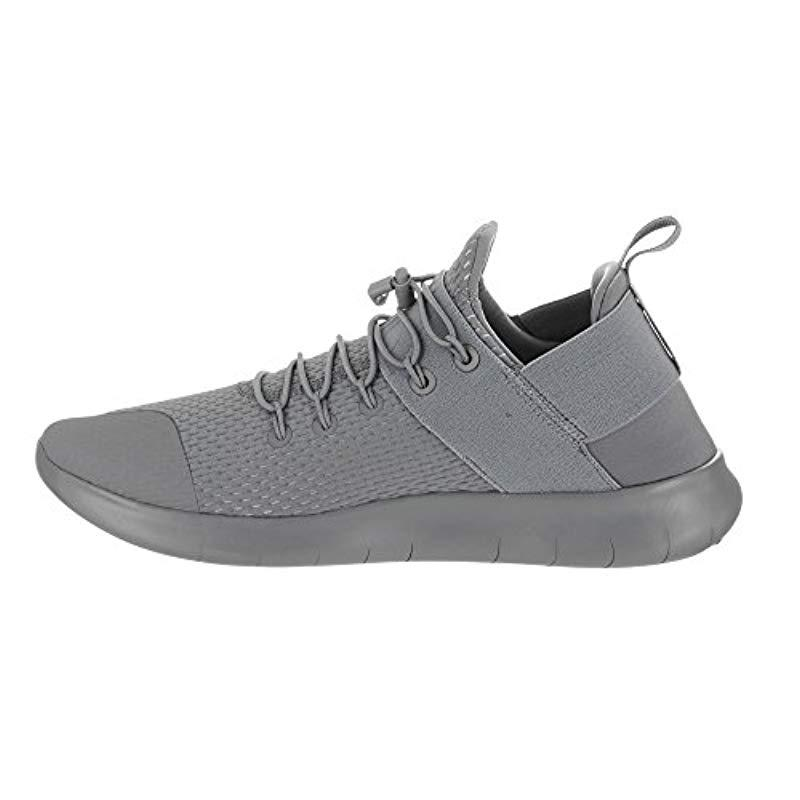 b137f46b072e Nike Free Rn Cmtr 2017 Running Shoes in Gray for Men - Lyst