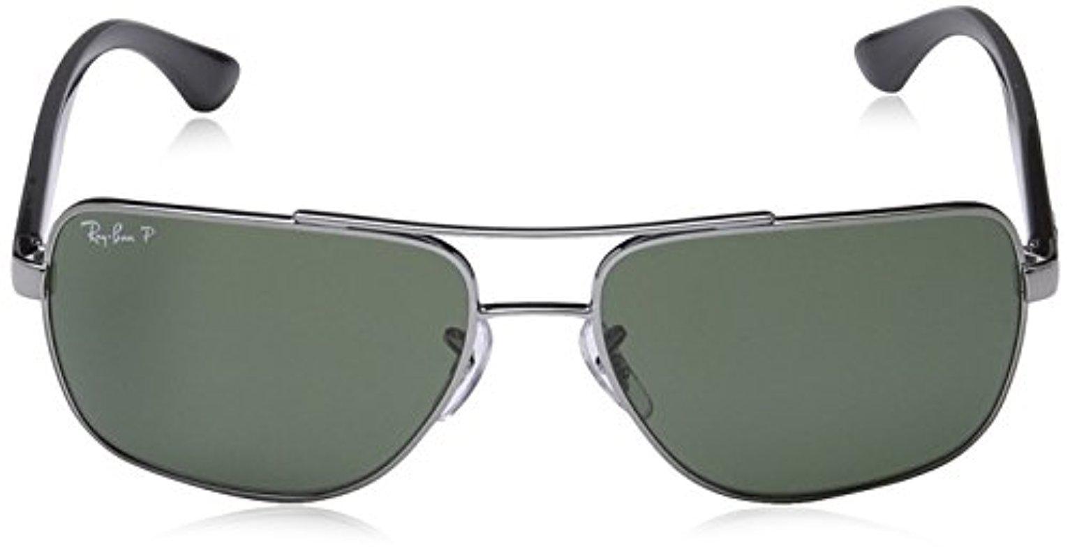 c4fed03160 ... Ray Ban Rb3483 Sunglasses 60mm - Lyst. View fullscreen