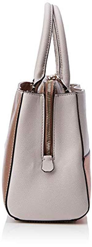 Guess Maddy Girlfriend Satchel Top-handle Bag - Lyst fe9ec834283bb