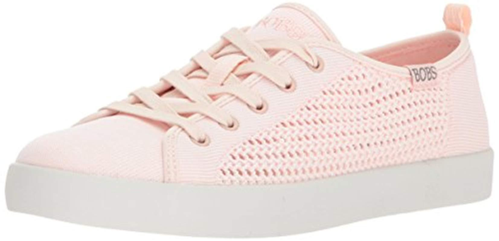 0a5fa671c4e14 Skechers Bobs B-loved-spring Blossom Trainers in Pink - Lyst