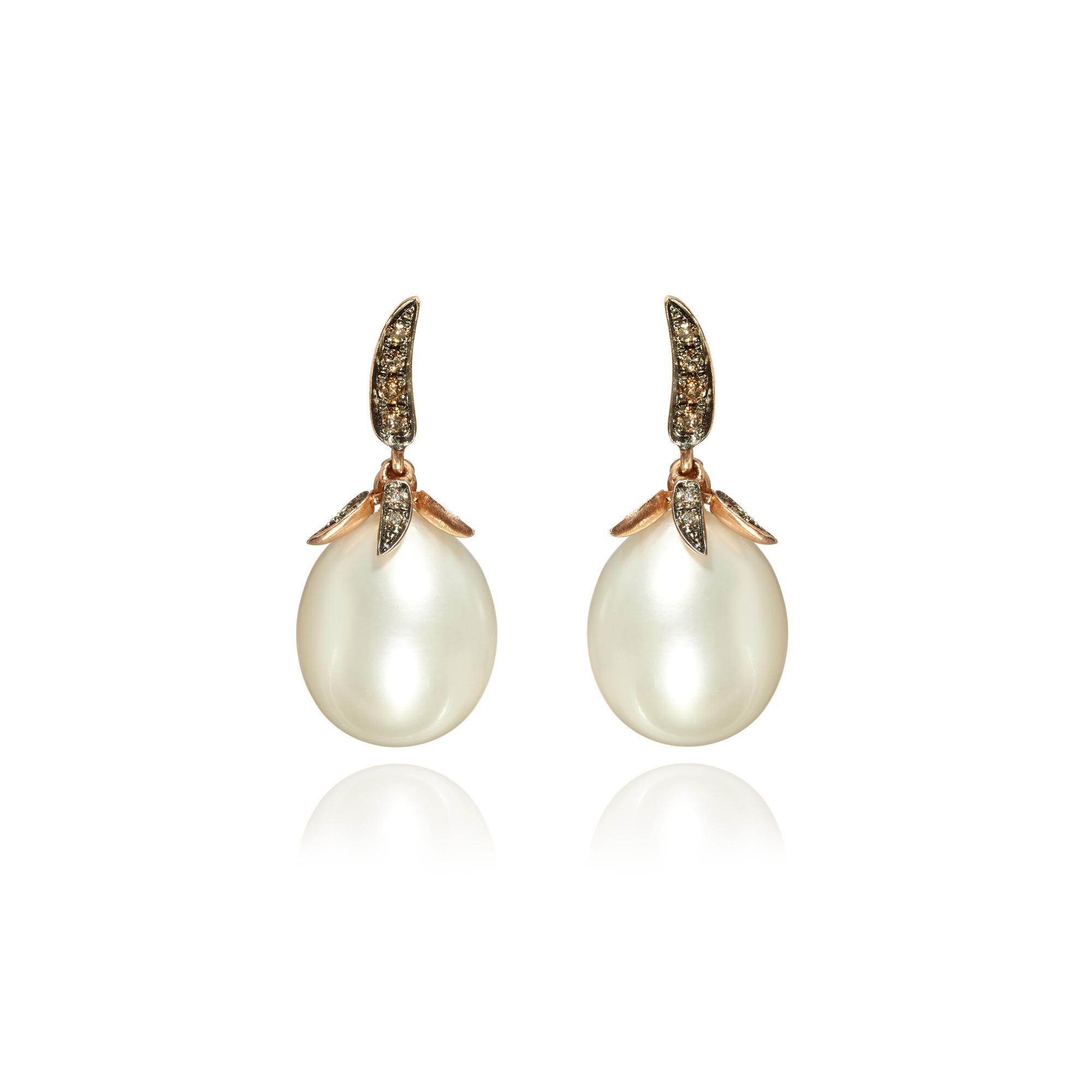 Annoushka Women S Metallic Chilli Snowdrop Earrings