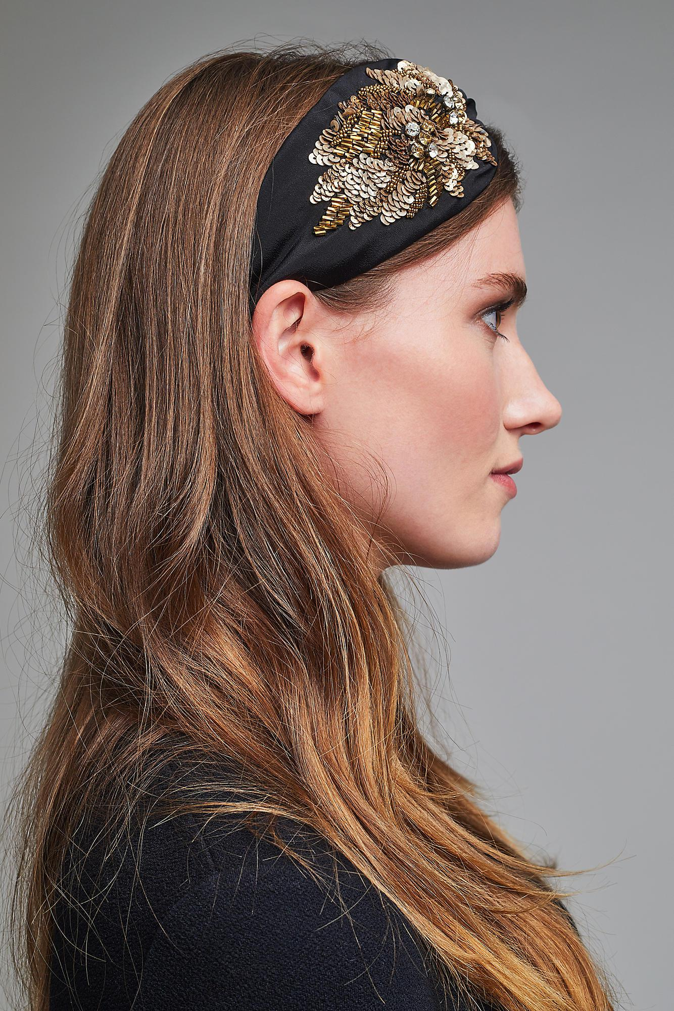 Anthropologie Chorley Embellished Turban - Lyst c7ff6c85a0d