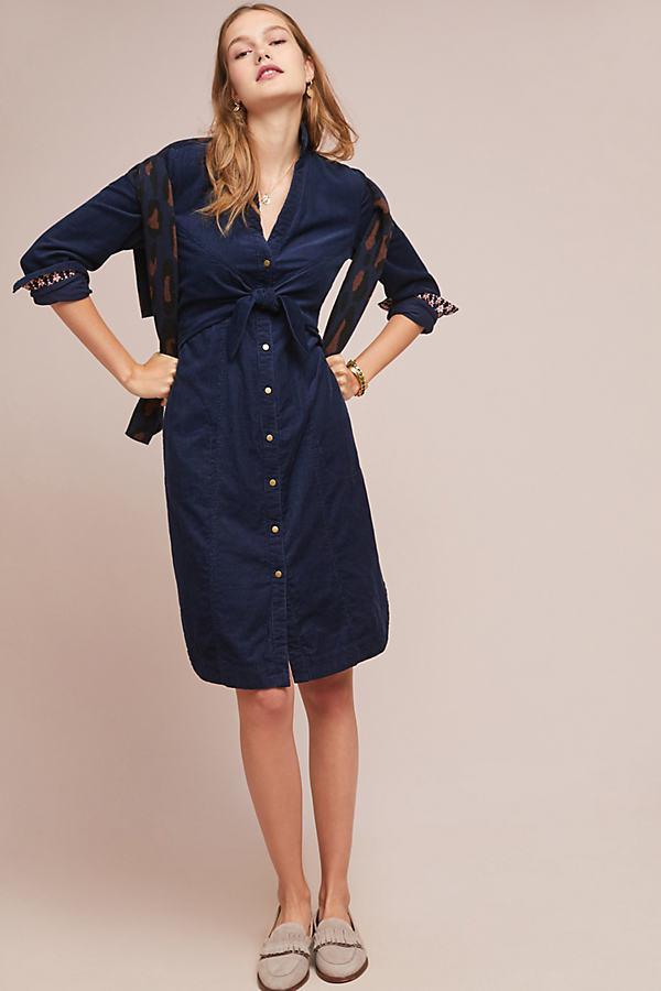 4339f75fb87f9 Maeve Winchester Shirtdress in Blue - Lyst