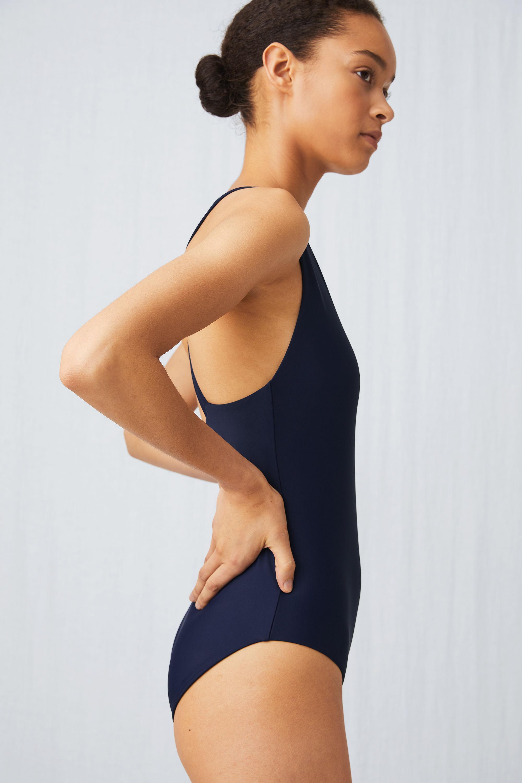 fe83bdd13fc76 ARKET Swimsuit in Blue - Lyst