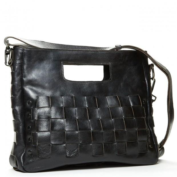 9b117694453e Lyst - Bed Stu Orchid (teak Rustic) Bags in Black - Save 7%