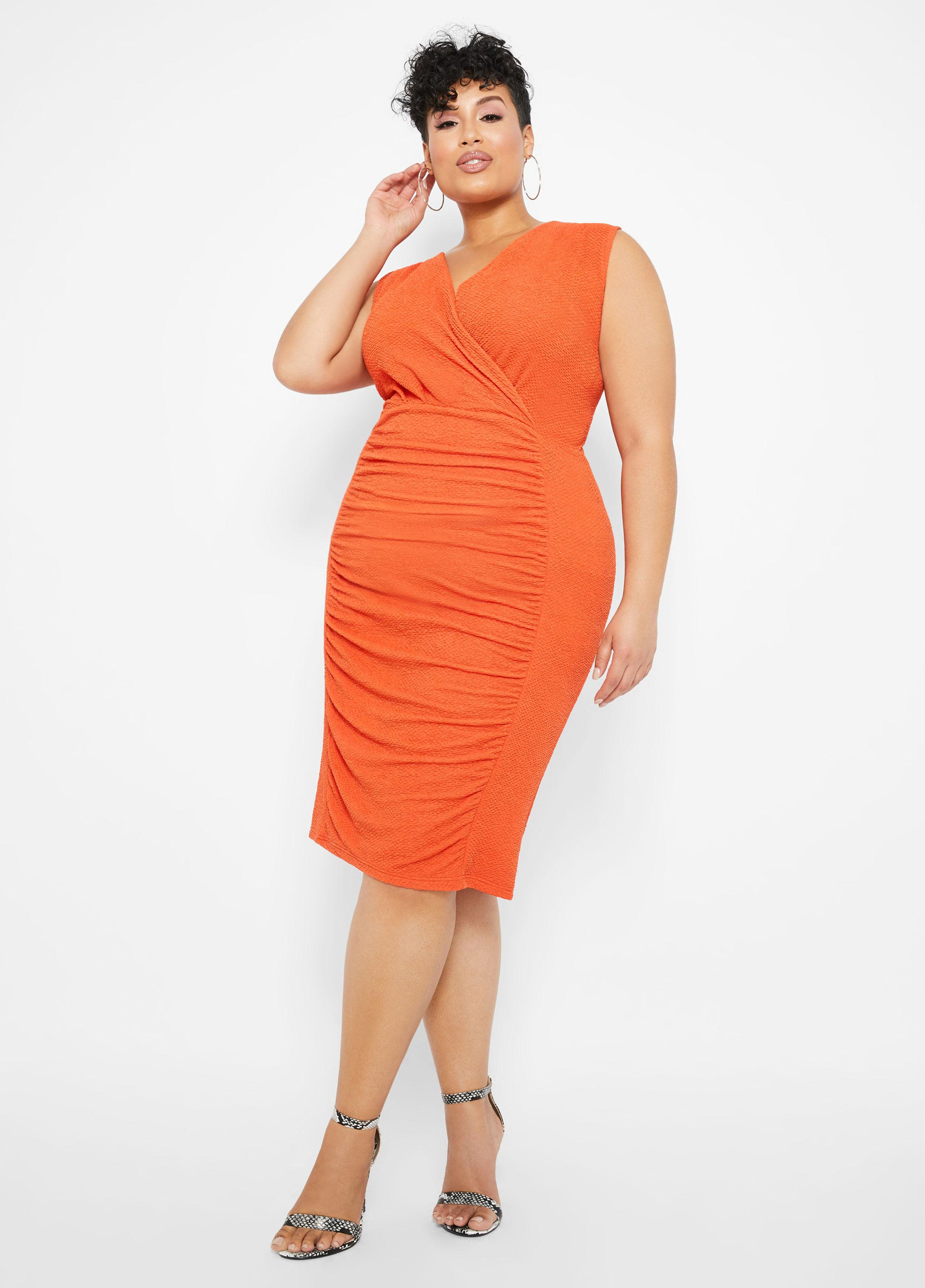 6078ff44ad Lyst - Ashley Stewart Plus Size Fashion Without Limits By Emme ...
