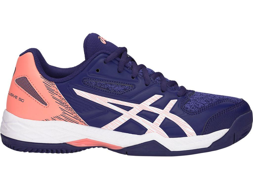 online store 3ed1b 337ad Asics. Women s Blue Gel-padel Exclusive 5 Sg