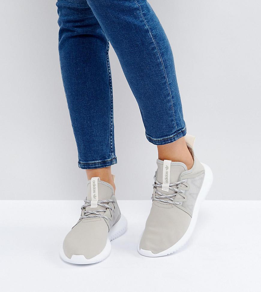 adidas Originals Originals Tubular Viral Sneakers In Taupe in ... 18cf9da8f