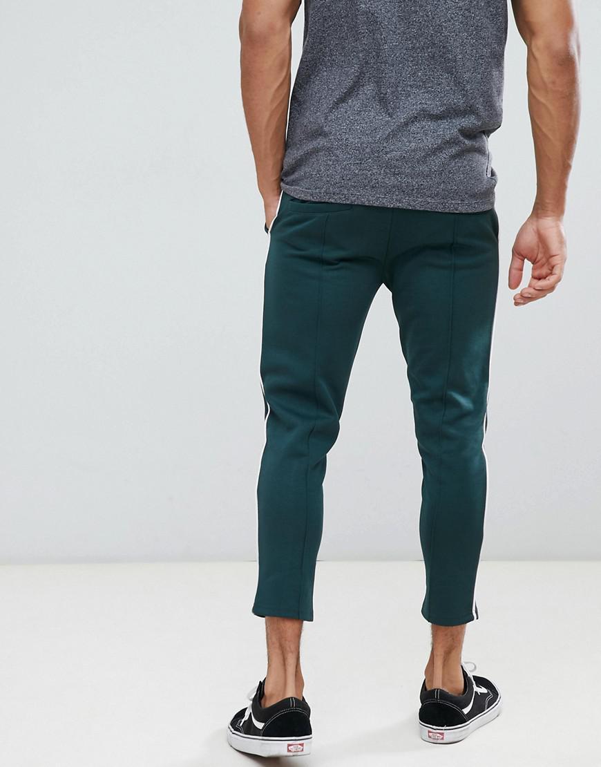 2ebac28480116b Lyst - Pantalon de jogging fusel avec bandes sur les cts Only   Sons ...