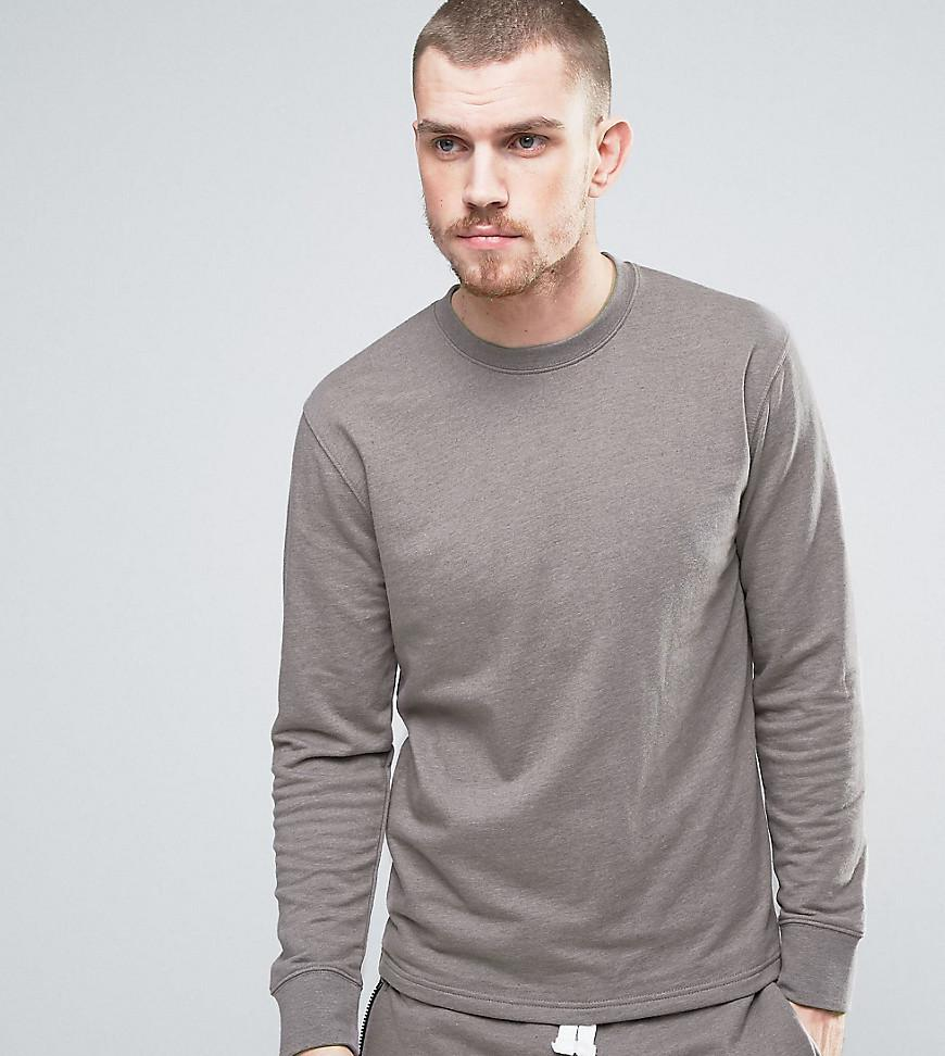 Under 70 Dollars Long Sleeve Sweat Top with Crew Neck - Beige NoCoZo Wiki Online Discount Marketable dsOqs