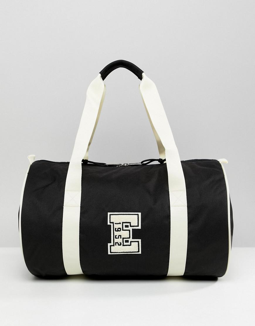 67e5bd3d3045 Eastpak Renana New Era Black Duffle Bag in Black for Men - Lyst