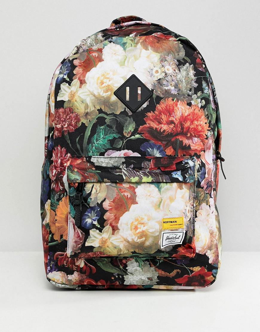 1b7e352653a Lyst - Herschel Supply Co. X Hoffman Heritage Backpack 21.5l in ...