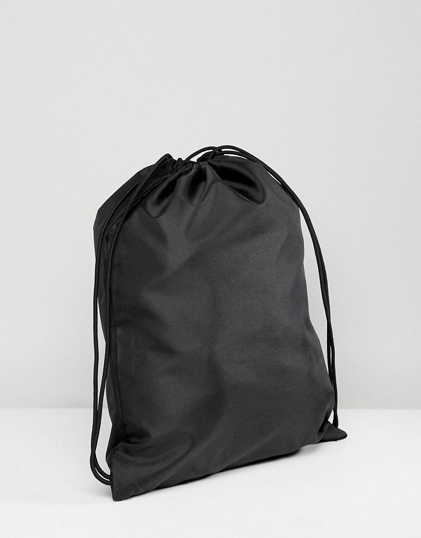 PUMA Phase Drawstring Bag In Black 07494301 in Black for Men - Lyst 8b99928f34a59