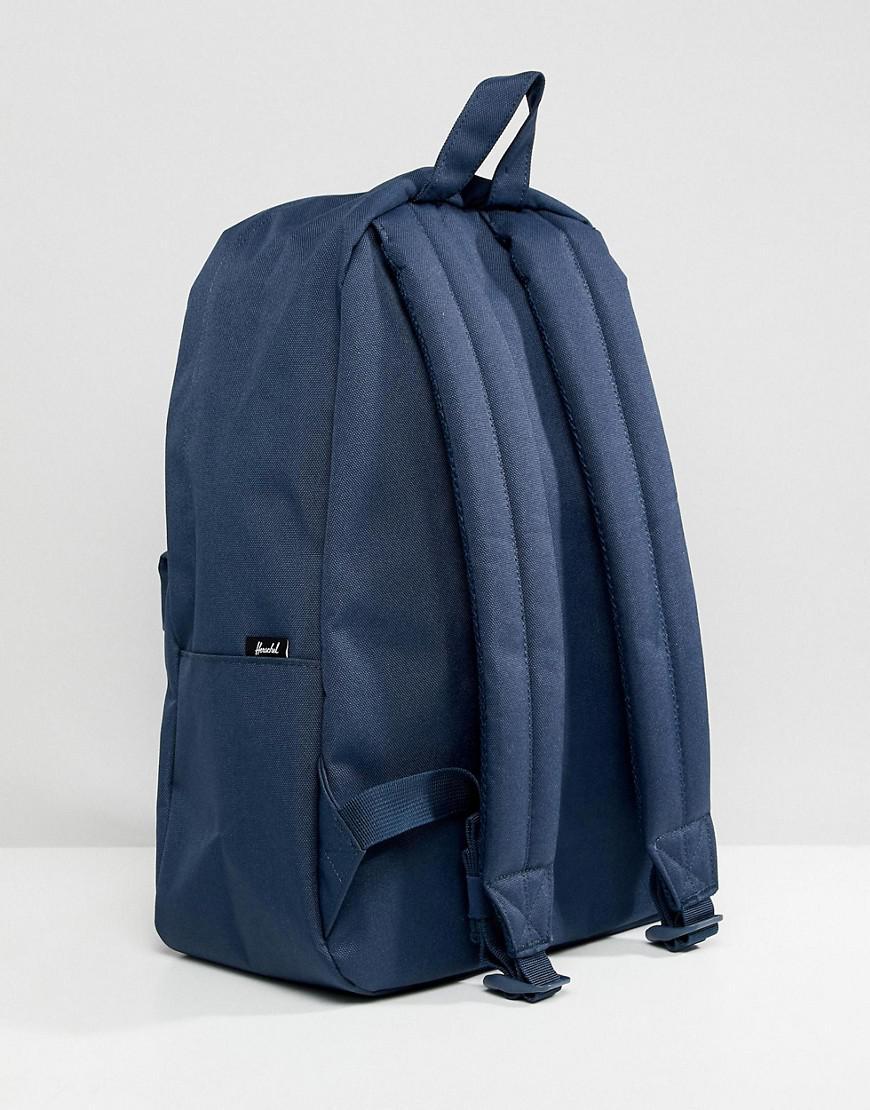 48d62af6a6a Herschel Supply Co. 22l Classic Backpack in Blue for Men - Save 21% - Lyst