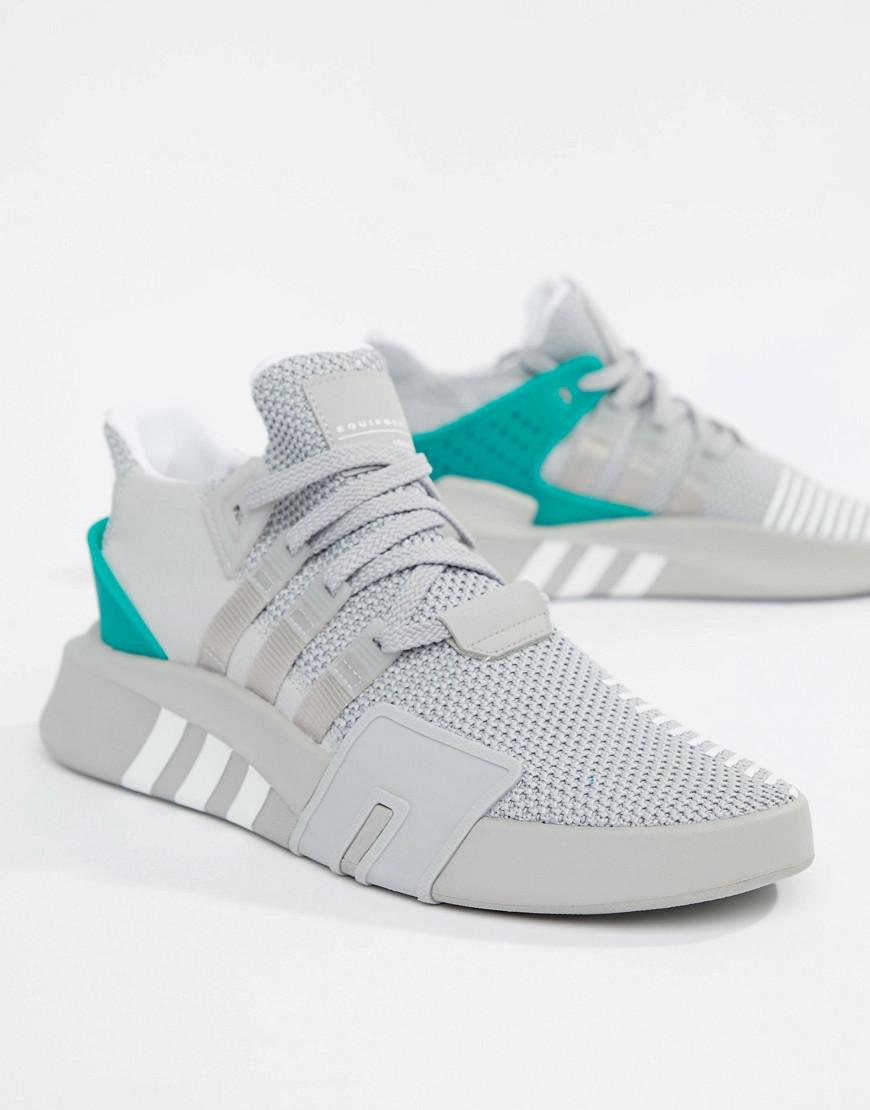 Lyst - adidas Originals Eqt Bask Adv Sneakers In Gray B37514 in Gray ... 3a017d463a5b