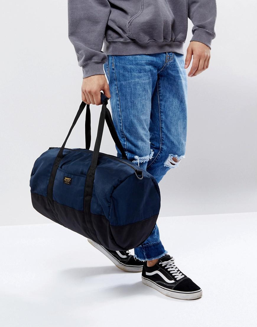 9d1b059619 Carhartt WIP Military Duffle Bag in Blue for Men - Lyst