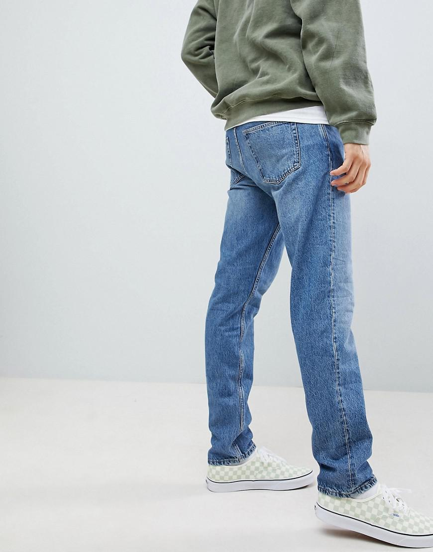 Tapered Blue In 20 Jeans Lyst Men Sunday For Weekday 34jL5RA