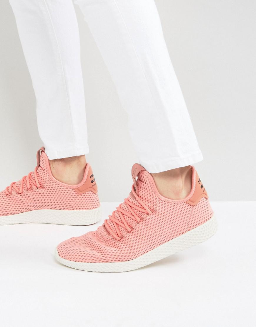 4ebbd07f9 Lyst - adidas Originals X Pharrell Williams Tennis Hu Sneakers In ...