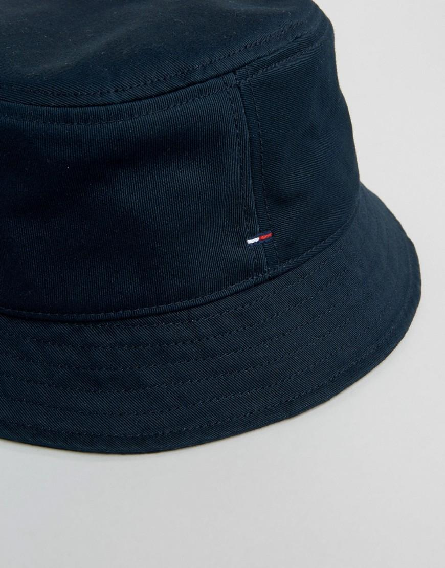 Lyst Tommy Hilfiger Exclusive Bucket Hat In Blue
