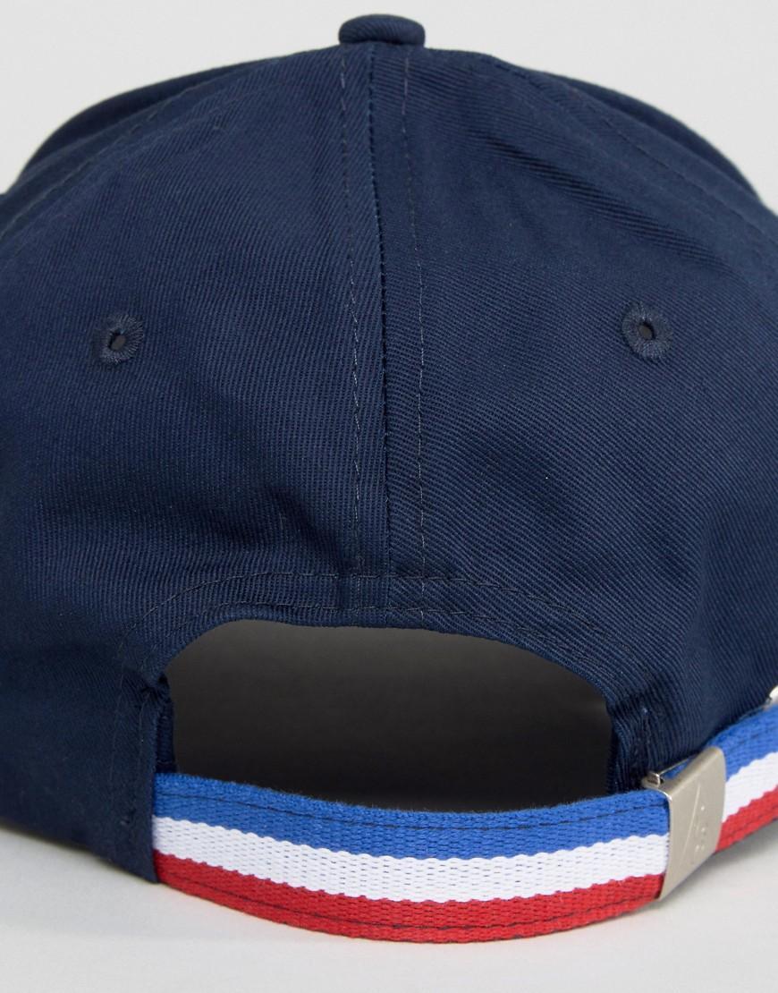 Lyst - Le Coq Sportif Tri Sp Cap In Navy 1710497 in Blue for Men 39121c5f285a