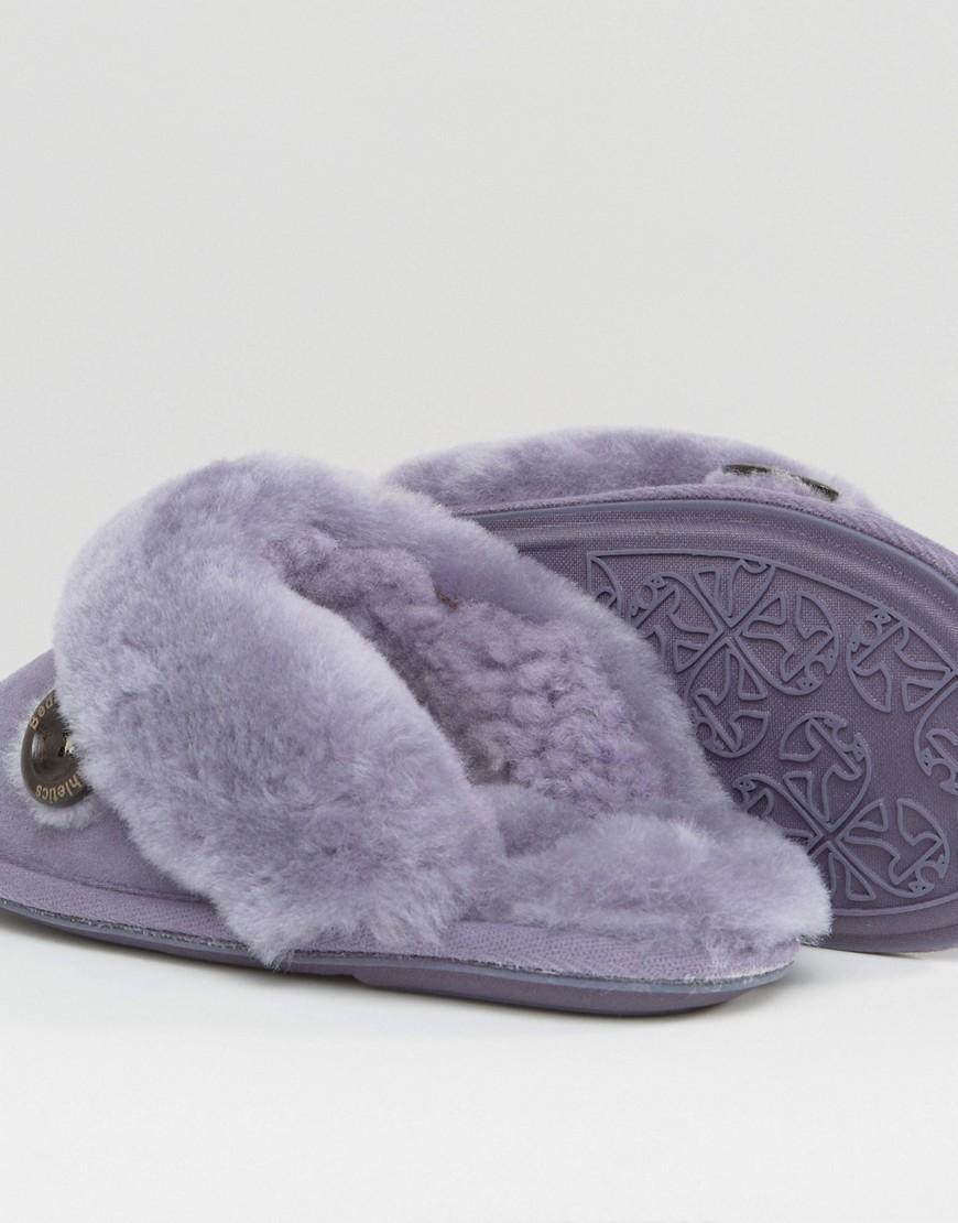 Bedroom Athletics Molly Slipper In Purple Lyst