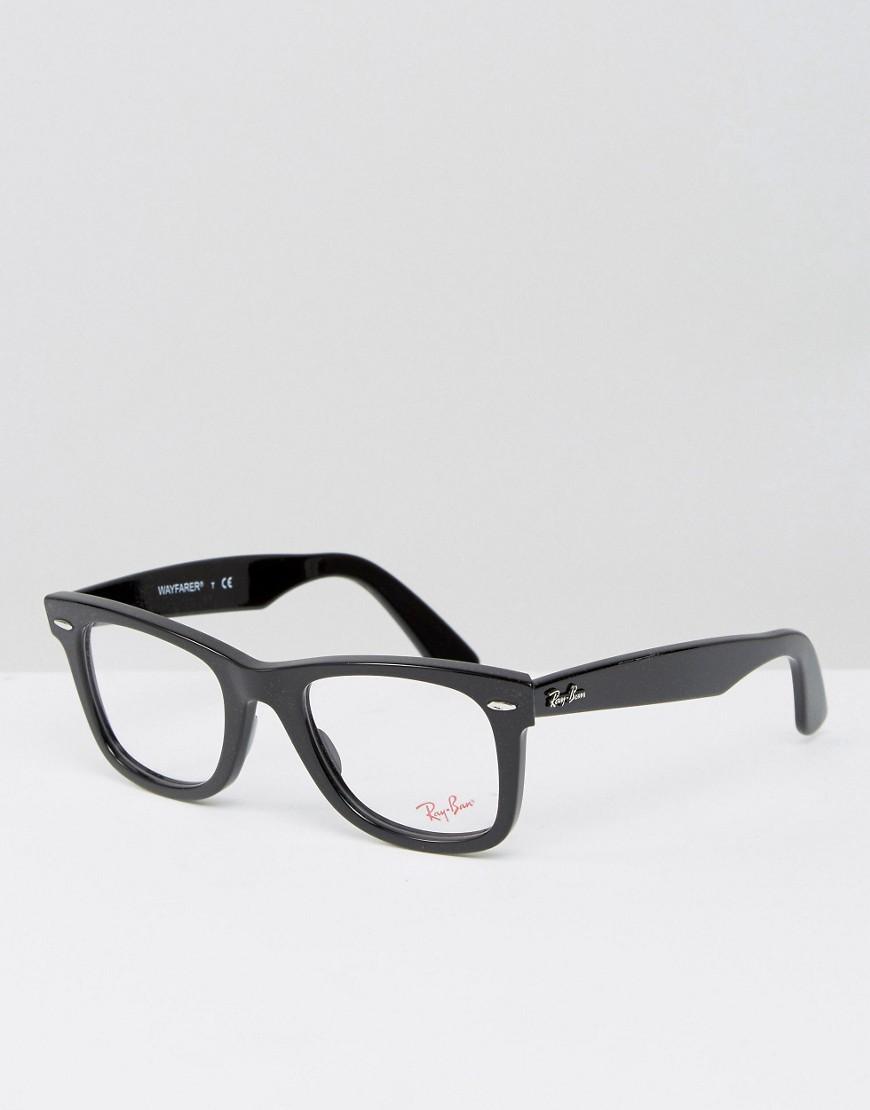 acde9382d1a Ray Ban Men S Black Eyeglasses « Heritage Malta