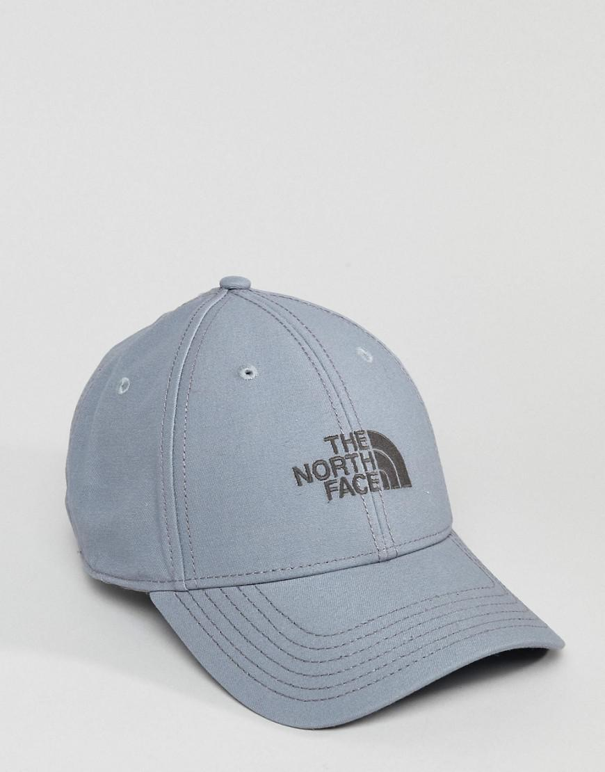 fb29332b513 Lyst - The North Face 66 Classic Baseball Cap In Gray in Gray for Men
