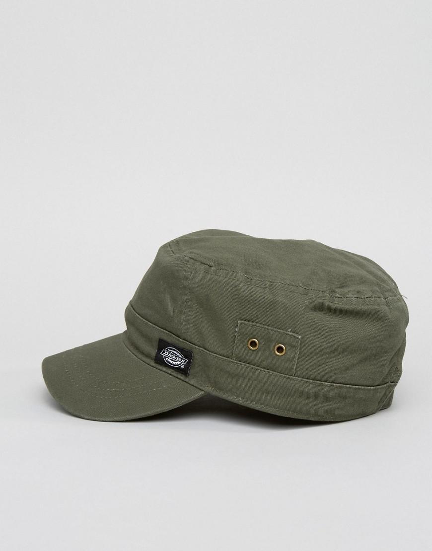 e622077245267e Dickies Alpena Military Cap in Green for Men - Lyst